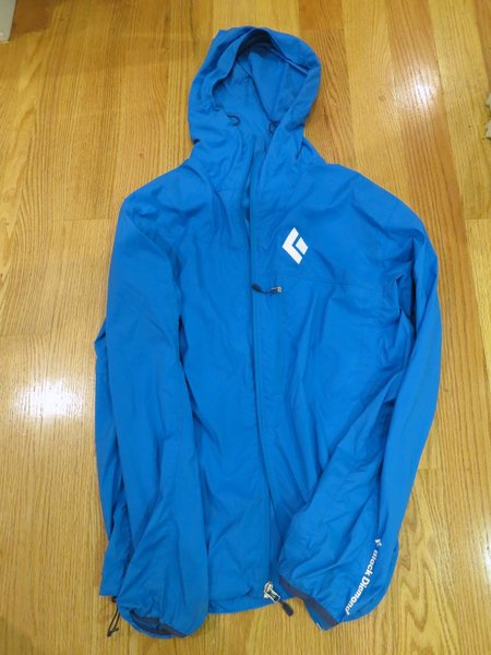 Rock Climbing Photo: Black Diamond Alpine Start Hoody, Men's L, lik...