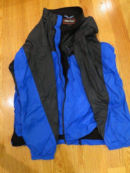 Marmot DriClime Windshirt, a classic, Men&@POUND@39@SEMICOLON@s XXL, good condition: $40
