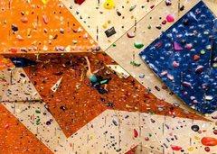 Rock Climbing Photo: Gym back home