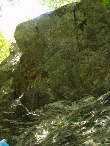 """Rock Climbing Photo: """"Stung"""" 5.11d / 5.12a"""