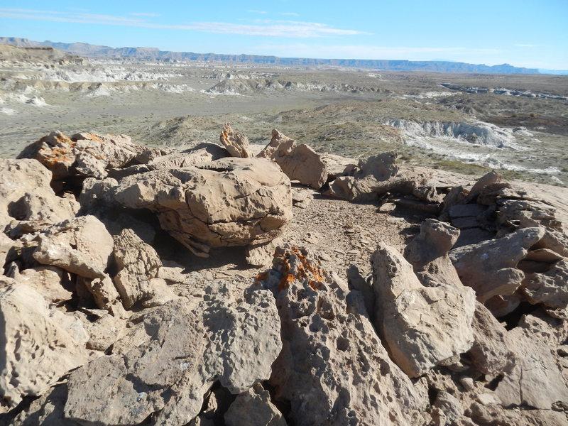 Rock Climbing Photo: Very strange.