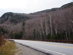 Rock Climbing Photo: Kinsman West End from about 1/4 mile west of the p...