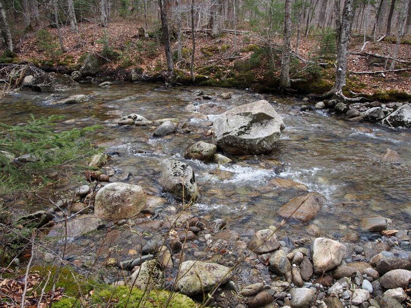Rock Climbing Photo: River Crossing