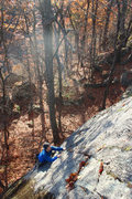 Rock Climbing Photo: And a great adventure it is.