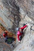 Rock Climbing Photo: Torie... stylin