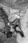 Rock Climbing Photo: one more of torie on the 5.10 section