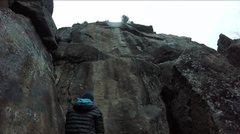 Rock Climbing Photo: Climber