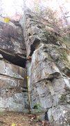 Rock Climbing Photo: dihedral