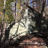 Gateway Fin: the gateway to the Cunningham Falls area in Catoctin Mountain Park