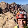 crimson chrysalis summit selfie, 2015