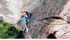 Rock Climbing Photo: daks 2015