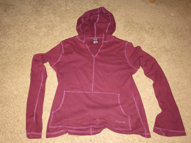 Rock Climbing Photo: Patagonia Woman's Large $27 shipped
