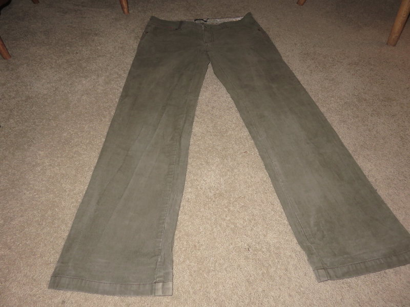 Rock Climbing Photo: Woman's size 10 Prana cords $25 shipped
