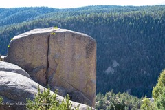 Rock Climbing Photo: If you can't lead 5.10c, there are two huge ey...