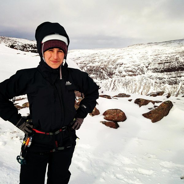 Rock Climbing Photo: Mael gorm, Scottish highlands