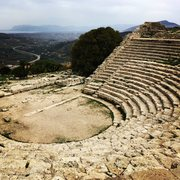 Rock Climbing Photo: Great rest day option, visiting the old theatre at...