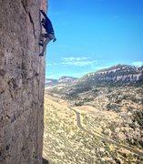Rock Climbing Photo: Incredible climb. Photo credit: Beau Skelton