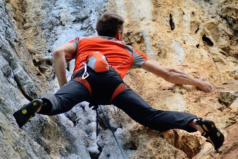 Rock Climbing Photo: Special Guest: Denis Urubko