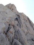 Rock Climbing Photo: Pitch 5 North arete