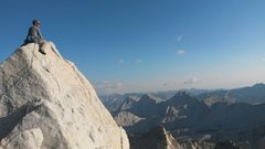 Rock Climbing Photo: The incredible view from the summit of Bear Creek ...