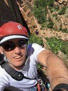 Rock Climbing Photo: SideSaddle