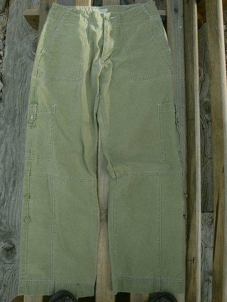 Rock Climbing Photo: Royal Robbin Cotton Pants - Size 4