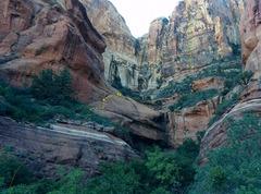 Rock Climbing Photo: Approach/Approach Pitch