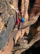 Rock Climbing Photo: Hero jugs. P4