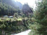 Rock Climbing Photo: South Entrance to Sagarmatha National Park