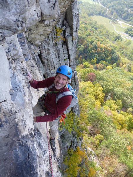 Rock Climbing Photo: Pleasant O