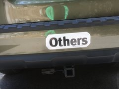 Rock Climbing Photo: Ironic to see this in the Humber Park parking lot!...