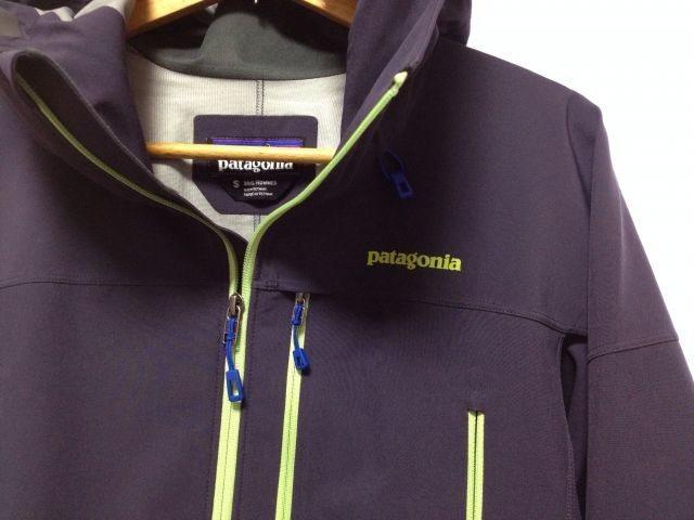 Patagonia Knifeblade full zip ice and winter jacket