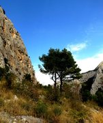 Rock Climbing Photo: Stomorica from the road approach