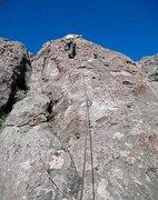 Rock Climbing Photo: First Steps