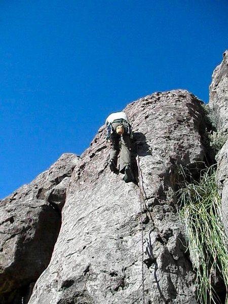 Rock Climbing Photo: ABCs