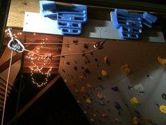 Rock Climbing Photo: HB setp