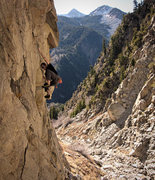 Rock Climbing Photo: Ministry
