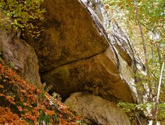 Rock Climbing Photo: Another shot I took this fall of my favorite climb