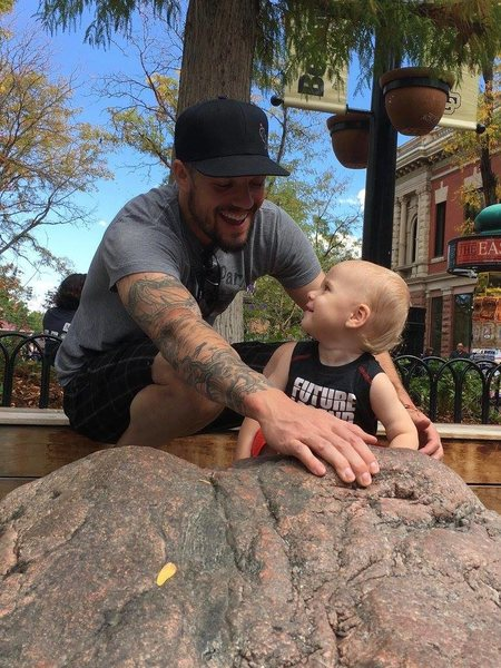 Teaching the future to climb on things