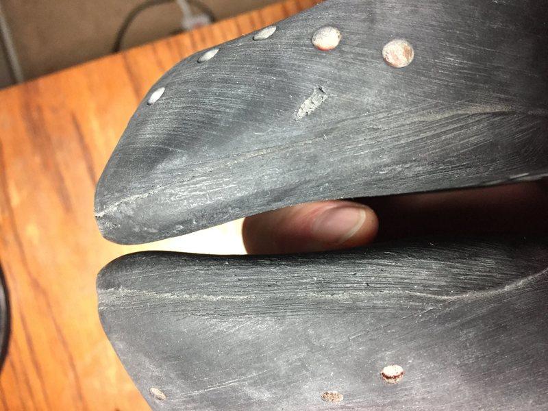 Inside edges