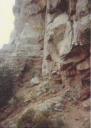 "Rock Climbing Photo: Monty Coffman and Roy ""Corky"" Johnson on..."