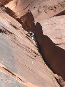 Rock Climbing Photo: This climb is SOOO good- really has it all
