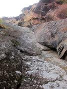 Rock Climbing Photo: P1