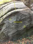 Rock Climbing Photo: Not for Fauns