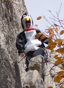 Rock Climbing Photo: Seneca Holloween