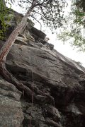 Rock Climbing Photo: Photo form the ground.
