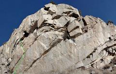 Rock Climbing Photo: sector 6 Lachenal - area Rush C. Left Diagonals