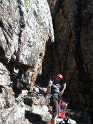 Rock Climbing Photo: Stoke factor of eleven!!!