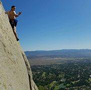 Rock Climbing Photo: some climbing pics