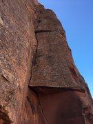 Rock Climbing Photo: Excuse Et Moi.